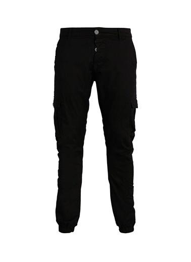 Bad Bear Erkek Pantolon Orlando 210116002-Rvn Siyah